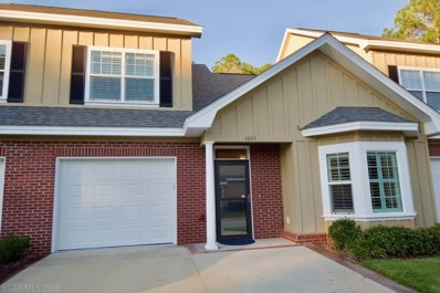 430 W State Highway 180 UNIT 1603, Gulf Shores, AL 36542 - #: 276749