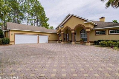 605 Estates Drive, Gulf Shores, AL 36542 - #: 279831