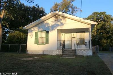 522 Donald Street, Mobile, AL 36617 - #: 284847