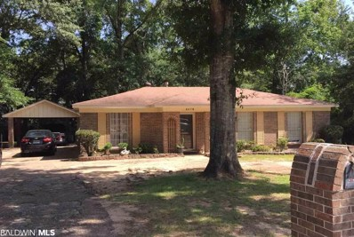 5378 Saticoy Drive, Mobile, AL 36609 - #: 286108