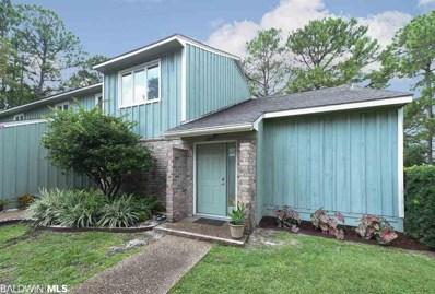 1701 Regency Road UNIT 121, Gulf Shores, AL 36542 - #: 287072