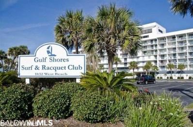 1832 W Beach Blvd UNIT A211, Gulf Shores, AL 36542 - #: 287193