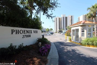 27008 Perdido Beach Blvd UNIT 906, Orange Beach, AL 36561 - #: 289918