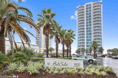 1920 W Beach Blvd UNIT 301, Gulf Shores, AL 36542 - #: 291216