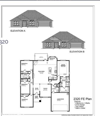 2482 Myrtlewood Drive, Foley, AL 36535 - #: 292416