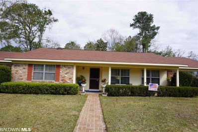400 W Verbena Avenue, Foley, AL 36535 - #: 293520