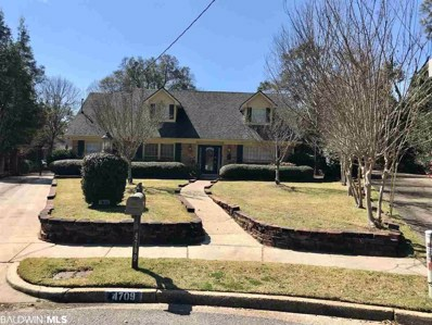 4709 Sherry Court, Mobile, AL 36693 - #: 296693