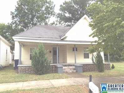 427 A St, Anniston, AL 36207 - MLS#: 805534