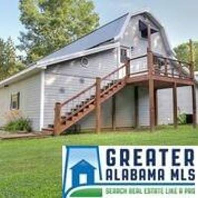 200 Co Rd 336, Crane Hill, AL 35053 - MLS#: 810369