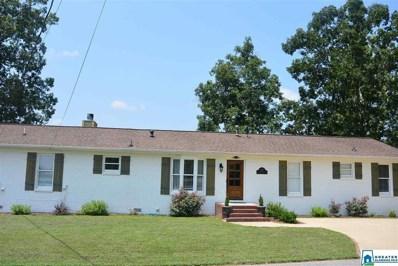 135 Holiday Estates Dr, Cropwell, AL 35054 - MLS#: 825886