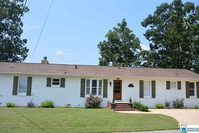 135 Holiday Estates Dr, Cropwell, AL 35054 - MLS#: 825886