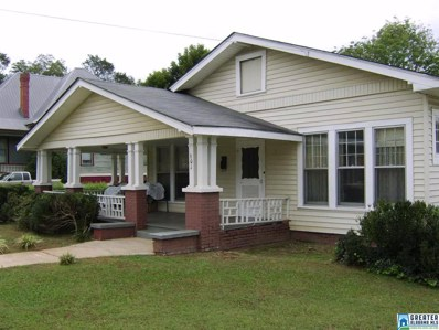 601 North St E, Talladega, AL 35160 - MLS#: 831935