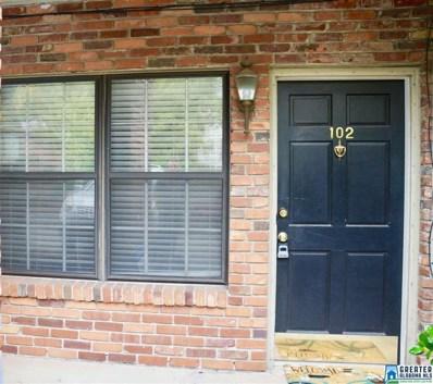 2727 Highland Ave UNIT 102, Birmingham, AL 35205 - #: 833617