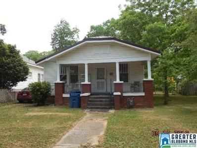 2025 Leighton Ave, Anniston, AL 36207 - #: 836141