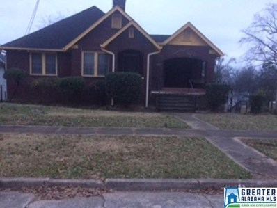 1117 7TH Ave W, Birmingham, AL 35204 - MLS#: 837940