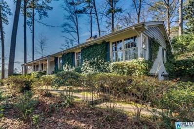 3925 Forest Glen Dr, Mountain Brook, AL 35213 - #: 838779