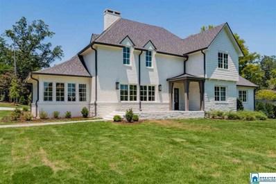 2500 Shades Crest Rd, Vestavia Hills, AL 35216 - MLS#: 843308
