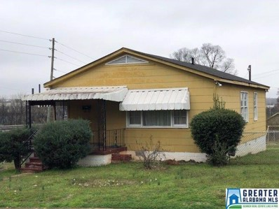 100 56TH St, Fairfield, AL 35064 - MLS#: 844171