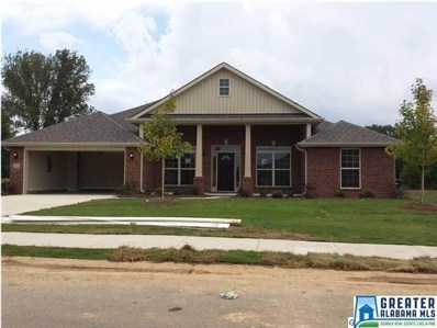 224 Waterford Cove Trl, Calera, AL 35040 - MLS#: 847676