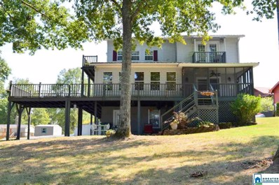 691 Co Rd 640, Cedar Bluff, AL 35959 - MLS#: 849874