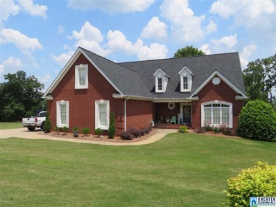 101 Barrington Cir, Alexandria, AL 36250 - MLS#: 850227