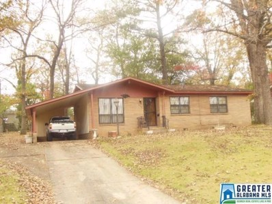 813 Fairfax Dr, Fairfield, AL 35064 - MLS#: 850463