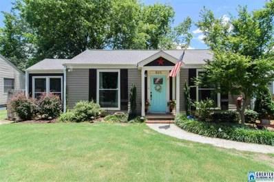 805 Acton Ave, Homewood, AL 35209 - MLS#: 854176