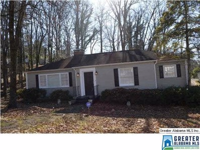 1022 Cynthia Crescent, Anniston, AL 36207 - MLS#: 854416