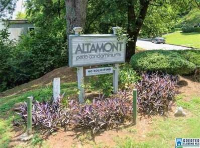 3350 Altamont Rd UNIT C14, Birmingham, AL 35205 - #: 854730