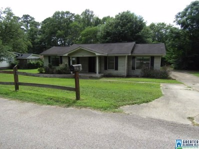 333 College St, Vincent, AL 35178 - MLS#: 854916