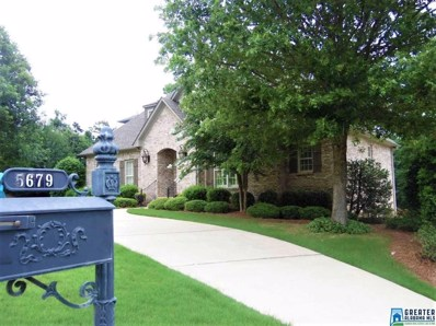 5679 Carrington Lake Pkwy, Trussville, AL 35173 - MLS#: 856052