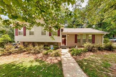 545 Overhill Rd, Pelham, AL 35124 - MLS#: 857713
