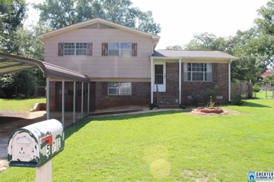 571 Karey Dr, Center Point, AL 35215 - MLS#: 858475