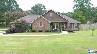 20 Julia Cir, Thorsby, AL 35171 - MLS#: 858696