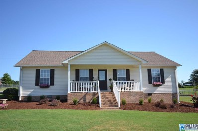 593 Co Rd 695, Holly Pond, AL 35083 - MLS#: 859852