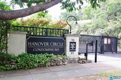 57 Hanover Cir UNIT 114, Birmingham, AL 35205 - MLS#: 860096