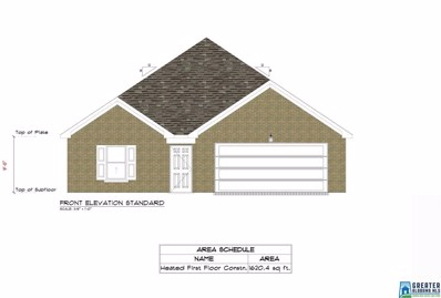 14641 Griffin St, Tuscaloosa, AL 35405 - MLS#: 861271