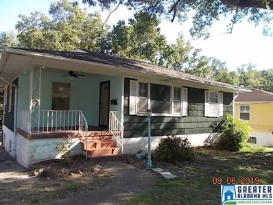 212 Ridgewood Ave, Fairfield, AL 35064 - MLS#: 861691