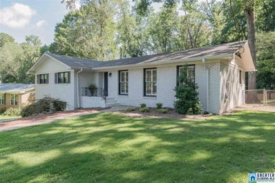 1709 Hillbrook Dr, Homewood, AL 35226 - MLS#: 861907