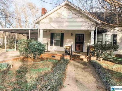 202 Church Ave SE, Jacksonville, AL 36265 - MLS#: 861926