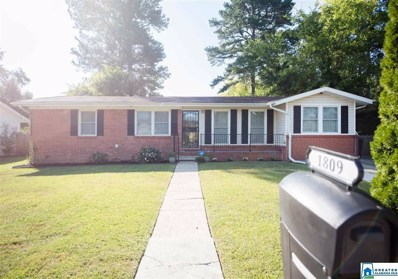 1809 Montclair Rd, Birmingham, AL 35210 - MLS#: 863541