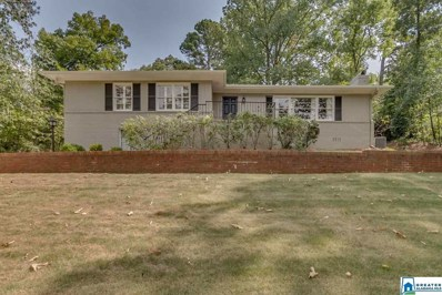 1455 Overlook Rd, Homewood, AL 35209 - MLS#: 863746