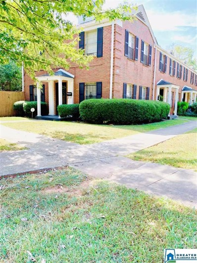 1761 Valley Ave UNIT H, Homewood, AL 35209 - MLS#: 863863
