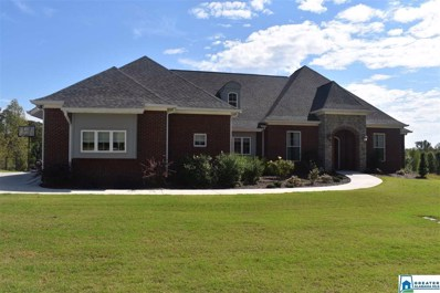 134 Ashbury Dr, Warrior, AL 35180 - MLS#: 865175