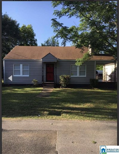 1005 Herring St, Midfield, AL 35228 - MLS#: 865523