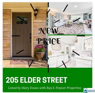 205 Elder St, Birmingham, AL 35210 - MLS#: 865569