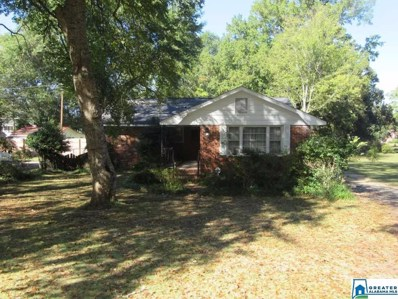 602 Oak St, Talladega, AL 35160 - MLS#: 866541