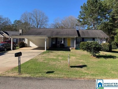 25 Eastwood Dr, Anniston, AL 36207 - MLS#: 869064