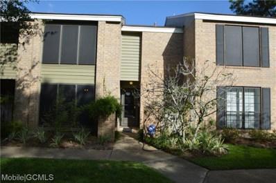 2901 Grant Street UNIT 503, Mobile, AL 36606 - MLS#: 542657
