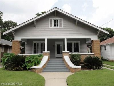 1404 Old Shell Road, Mobile, AL 36604 - MLS#: 609110